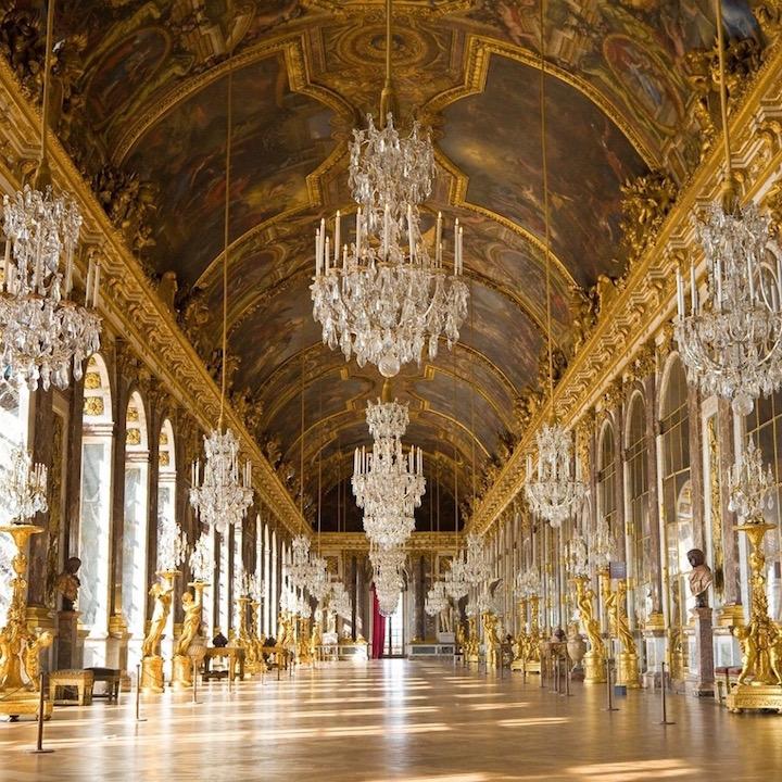 Экскурсия в Версаль на русском
