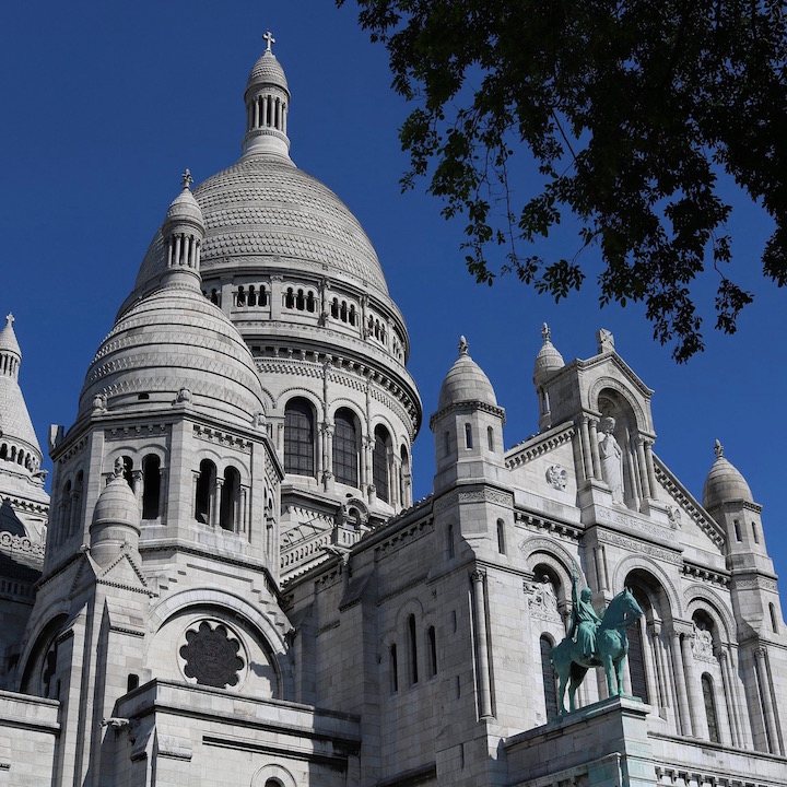 Экскурсия по Монмартру