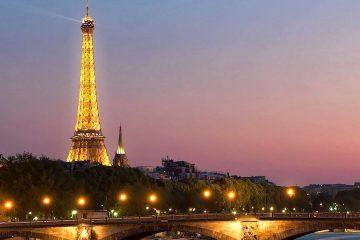 Экскурсия по ночному Парижу