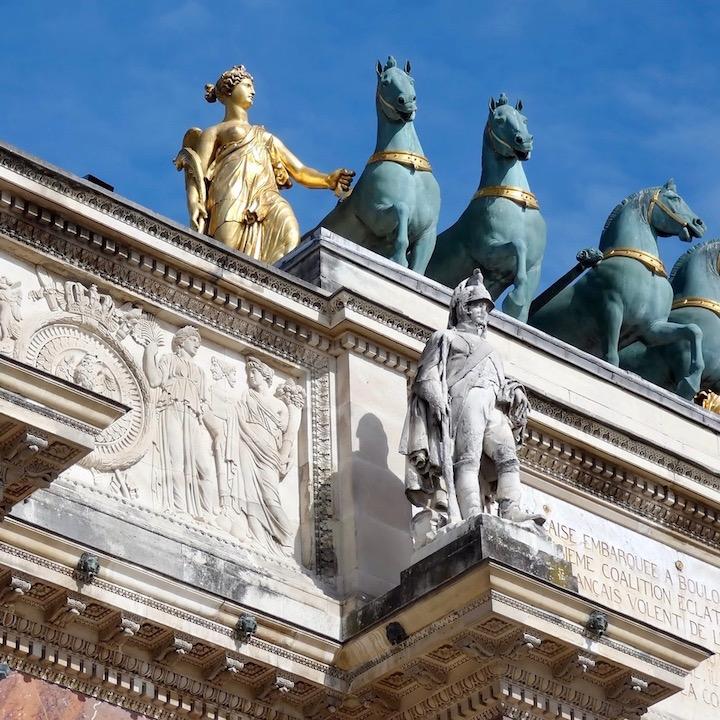 Экскурсия по Парижу Наполеона