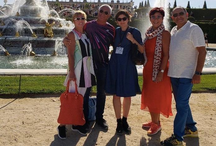 Ольга Кукса гид экскурсии в Париже